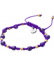 Shimla SH-910 Ladies Purple Spun Bracelet