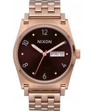 Nixon A954-2617 Ladies Jane Rose Gold Plated Bracelet Watch