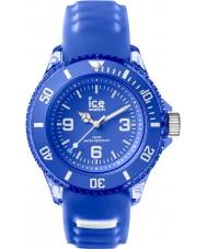 Ice-Watch AQ.AMP.S.S.15 Ice-Aqua Small Amparo Blue Silicone Strap Watch
