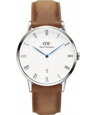 Daniel Wellington DW00100116 Dapper 38mm Durham Silver Watch