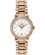 Rotary LB90085-02L Ladies Les Originales Rose Gold Watch