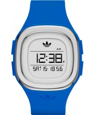 Adidas ADH3034 Mens Denver Blue Silicone Strap Watch