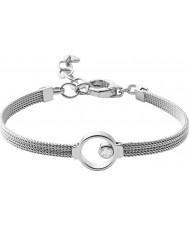 Skagen SKJ0834040 Ladies Elin Silver Steel Bracelet