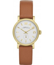 Marc Jacobs MBM1317 Ladies Baker Gold Tan Watch