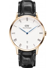 Daniel Wellington DW00100107 Dapper 38mm Reading Rose Gold Watch