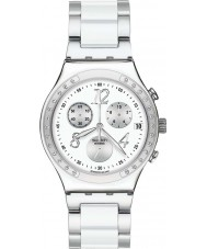 Swatch YCS511GC Irony Chrono Dreamwhite Watch