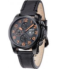 Ingersoll IN2301BBKO Mens Pomo Black Leather Strap Watch