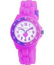 Tikkers TK0003 Kids Pink Rubber Watch
