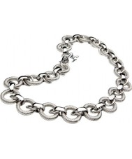 D and G DJ0771 Ladies Stainless Steel Crisp Necklace