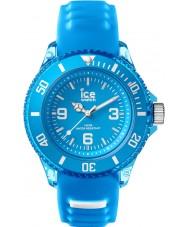 Ice-Watch AQ.MAL.S.S.15 Ice-Aqua Small Malibu Blue Silicone Strap Watch