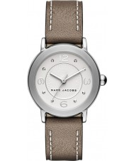 Marc Jacobs MJ1472 Ladies Riley Light Brown Leather Strap Watch