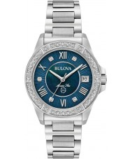 Bulova 96R215 Ladies Marine Star Watch