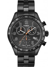 Timex T2P183 Mens All Black Chronograph Watch