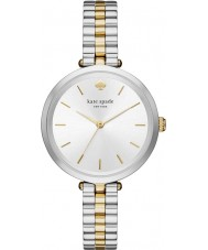 Kate Spade New York KSW1119 Ladies Holland Two Tone Steel Bracelet Watch