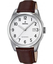 Festina F16885-1 Mens Sporty Brown Automatic Watch