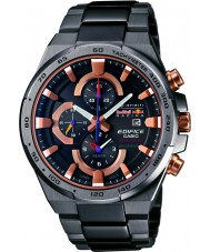 Casio Mens Edifice Red Bull Racing Limited Edition Black Solar Powered Watch