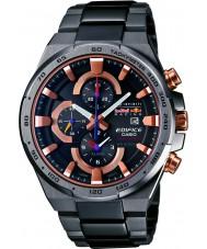 Casio EFR-541SBRB-1AER Mens Edifice Red Bull Racing Limited Edition Black Solar Powered Watch