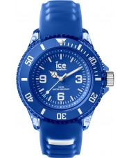Ice-Watch AQ.MAR.S.S.15 Ice-Aqua Small Marine Blue Silicone Strap Watch