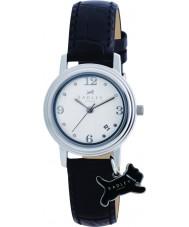 Radley RY2007 Ladies Charm Black Leather Strap Watch