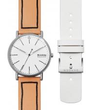 Skagen SKW1109 Ladies Signatur Watch and Strap Gift Set