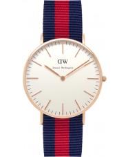 Daniel Wellington DW00100029 Ladies Classic Oxford 36mm Rose Gold Watch
