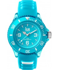 Ice-Watch AQ.SCU.S.S.15 Ice-Aqua Small Scuba Blue Silicone Strap Watch