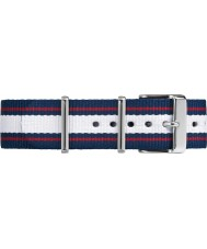 Timex TW7C06900 Weekender Fairfield Multicolour Nylon Strap