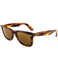RayBan RB2140 50 Original Wayfarer Light Tortoiseshell 954 Sunglasses