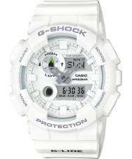 Casio GAX-100A-7AER Mens G-Shock World Time White Combi Watch