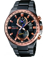 Casio Mens Edifice Red Bull Racing Limited Edition Black World Time Watch
