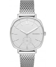 Skagen SKW2402 Ladies Rungsted Silver Steel Mesh Bracelet Watch