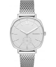 Skagen SKW2402 Ladies Rungsted Silver Steel Mesh Bracelet Watch