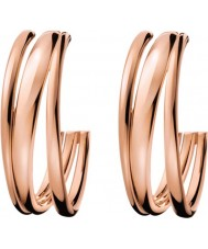 Calvin Klein KJ2GPE100100 Ladies Sumptuous Rose Gold Earrings
