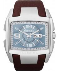 Diesel DZ4246 Mens Bugout Blue Brown Watch