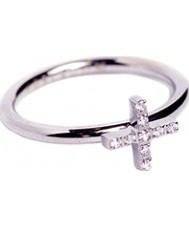 Edblad 79437 Ladies Faith Ring