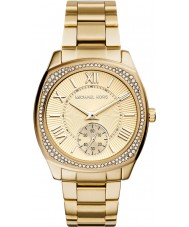 Michael Kors MK6134 Ladies Bryn Gold Plated Bracelet Watch