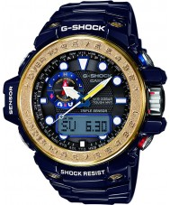 Casio GWN-1000F-2AER Mens G-Shock Gulfmaster Blue Triple Sensor Solar Powered Watch