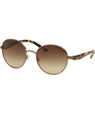 Michael Kors MK1007 52 Sadie III Sable Tokyo Tortoise 106013 Sunglasses