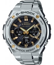Casio GST-W110D-1A9ER Mens G-Shock Radio Controlled Solar Silver Watch