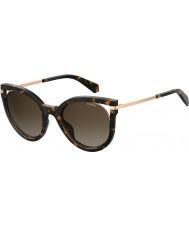 Polaroid Ladies PLD 4067 S 086 LA 51 Sunglasses