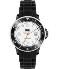 Ice-Watch SI.BW.U.S.12 Ice-White Black Watch