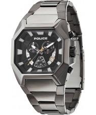 Police 13837JSU-02M Mens Hunter Gunmetal Steel Bracelet Watch
