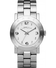 Marc Jacobs MBM3054 Ladies Amy Silver Watch
