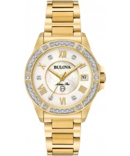 Bulova 98R235 Ladies Marine Star Watch