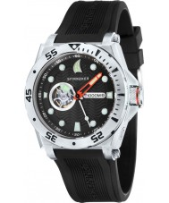 Spinnaker SP-5023-01 Mens Overboard Automatic Black Watch