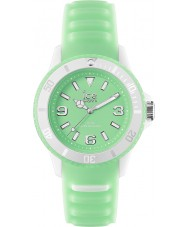Ice-Watch GL.GN.U.S.14 Unisex Ice-Glow Green Watch