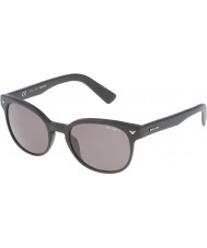 Police Mens Master 4 SPL143-703P Matt Black Polarized Sunglasses