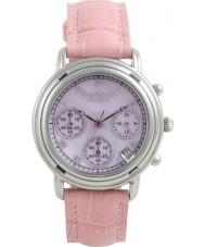 Krug-Baumen 2014KL Principle Ladies Pink Watch