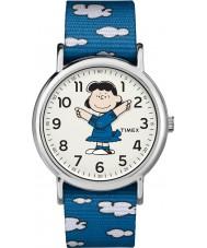Timex TW2R41300 Peanuts Weekender Watch