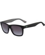 Lacoste L711S Grey Black Sunglasses